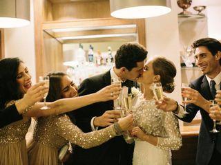 Le mariage de Leila et Tim