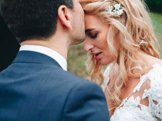Le mariage de Vasilina et Julien
