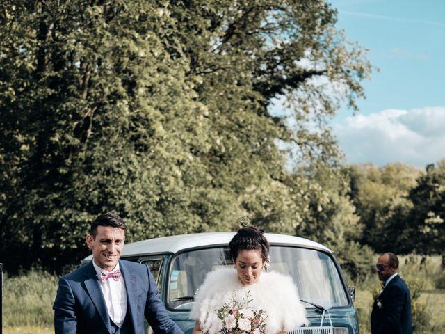 Le mariage de Quentin et Alison à Oloron-Sainte-Marie, Pyrénées-Atlantiques 62