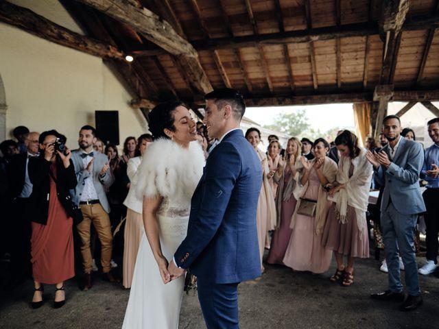 Le mariage de Quentin et Alison à Oloron-Sainte-Marie, Pyrénées-Atlantiques 64