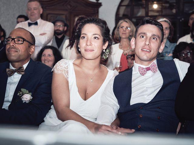 Le mariage de Quentin et Alison à Oloron-Sainte-Marie, Pyrénées-Atlantiques 74