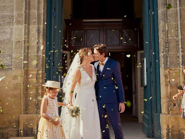 Le mariage de Pierre et Caroline à Bordeaux, Gironde 20