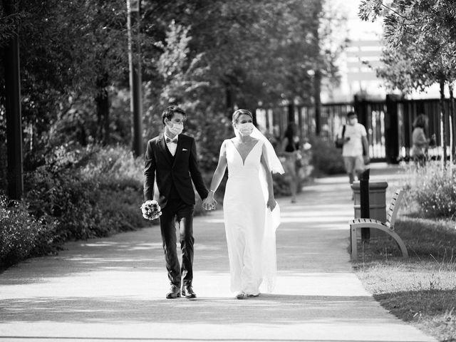 Le mariage de Pierre et Caroline à Bordeaux, Gironde 21