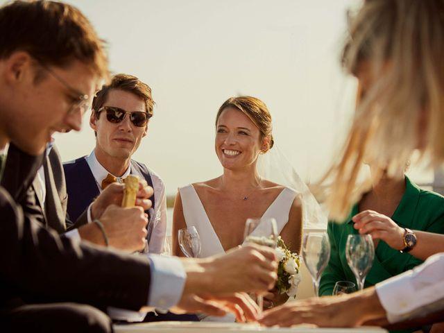Le mariage de Pierre et Caroline à Bordeaux, Gironde 23