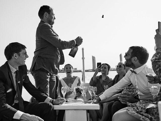 Le mariage de Pierre et Caroline à Bordeaux, Gironde 24