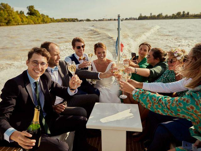 Le mariage de Pierre et Caroline à Bordeaux, Gironde 25
