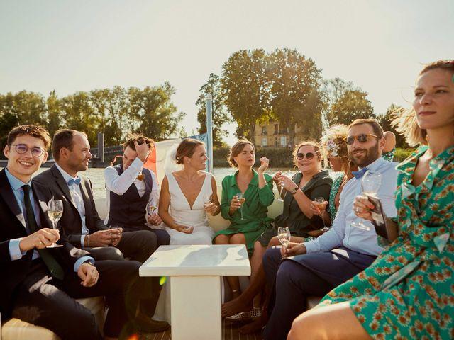 Le mariage de Pierre et Caroline à Bordeaux, Gironde 27