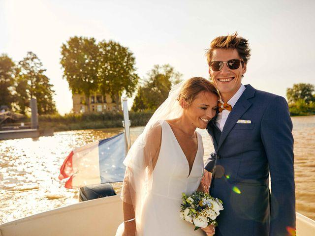 Le mariage de Pierre et Caroline à Bordeaux, Gironde 32