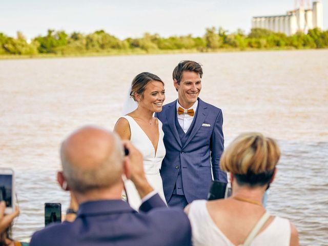 Le mariage de Pierre et Caroline à Bordeaux, Gironde 33