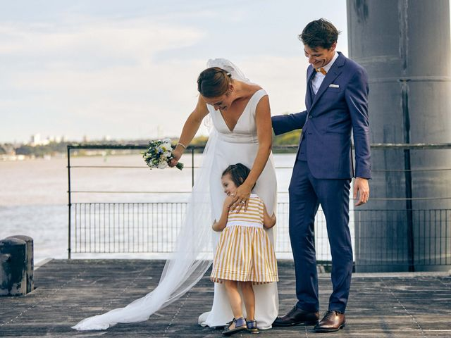 Le mariage de Pierre et Caroline à Bordeaux, Gironde 35