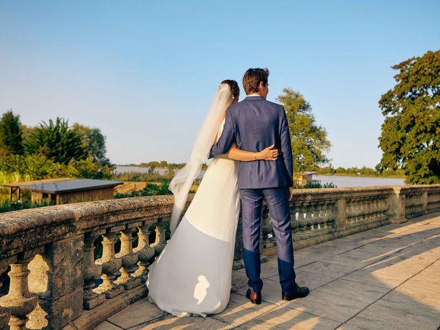 Le mariage de Pierre et Caroline à Bordeaux, Gironde 40