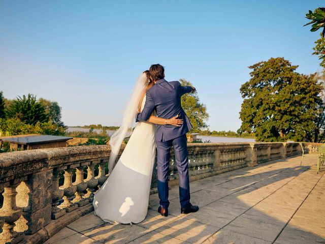 Le mariage de Pierre et Caroline à Bordeaux, Gironde 41