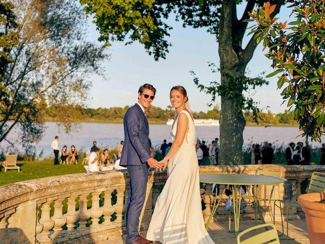 Le mariage de Pierre et Caroline à Bordeaux, Gironde 44