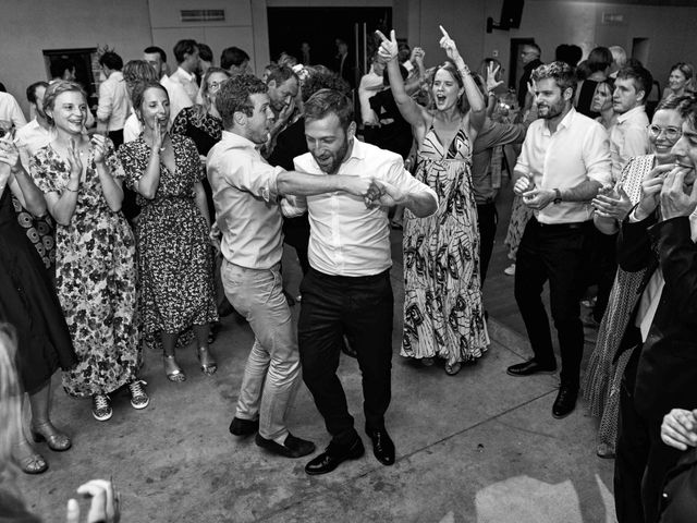 Le mariage de Pierre et Caroline à Bordeaux, Gironde 56
