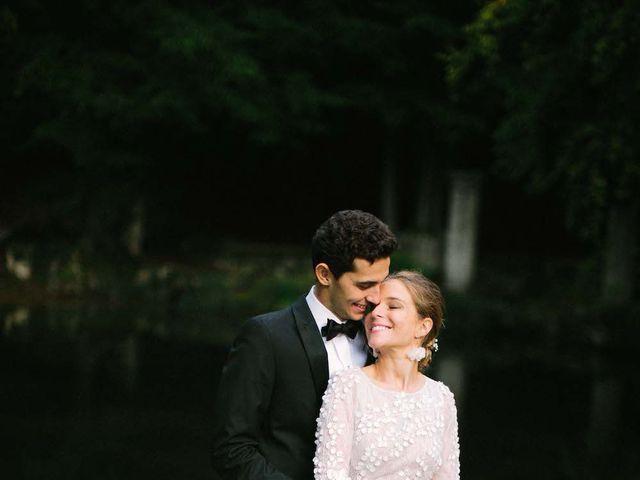 Le mariage de Tim et Leila à Paris, Paris 3