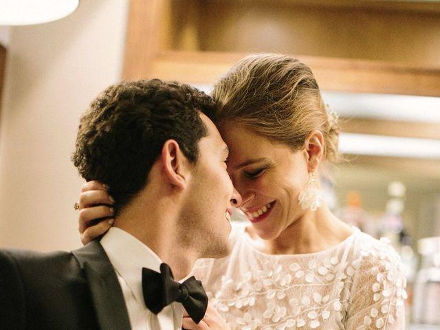 Le mariage de Tim et Leila à Paris, Paris 11