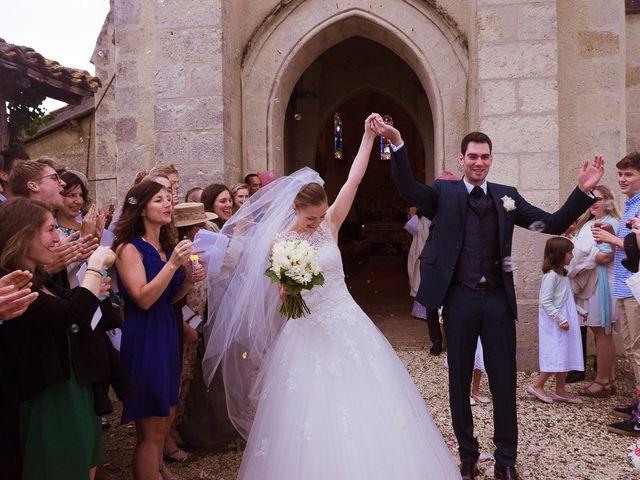 Le mariage de Mickael et Lucie à Eauze, Gers 14