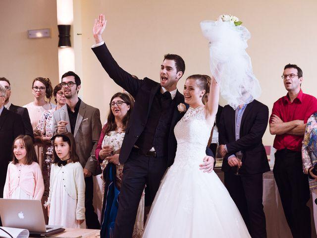 Le mariage de Mickael et Lucie à Eauze, Gers 19