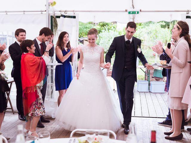 Le mariage de Mickael et Lucie à Eauze, Gers 21