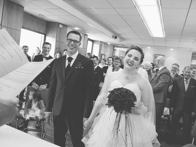Le mariage de Cyril et Laura à La Guerche-de-Bretagne, Ille et Vilaine 25