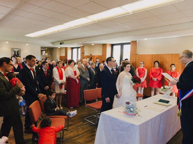 Le mariage de Cyril et Laura à La Guerche-de-Bretagne, Ille et Vilaine 28