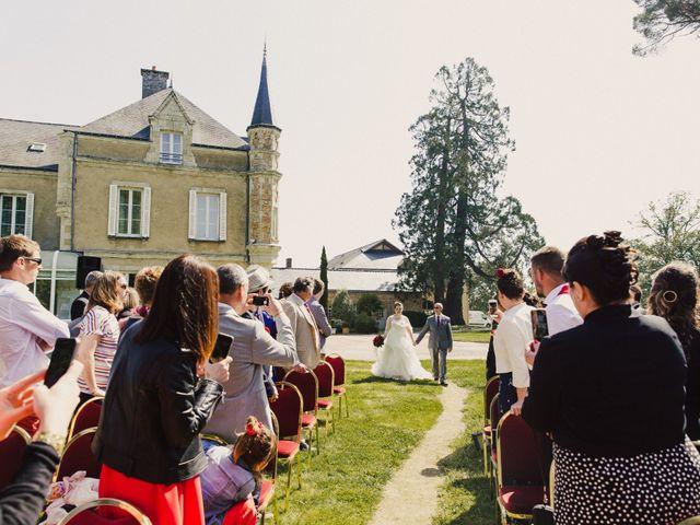 Le mariage de Cyril et Laura à La Guerche-de-Bretagne, Ille et Vilaine 40