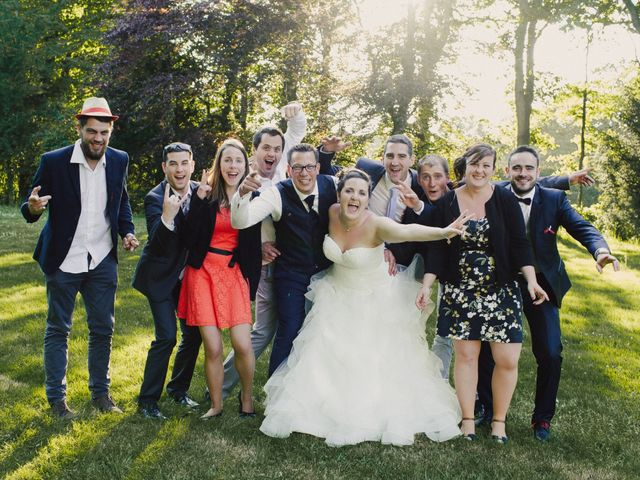 Le mariage de Cyril et Laura à La Guerche-de-Bretagne, Ille et Vilaine 77