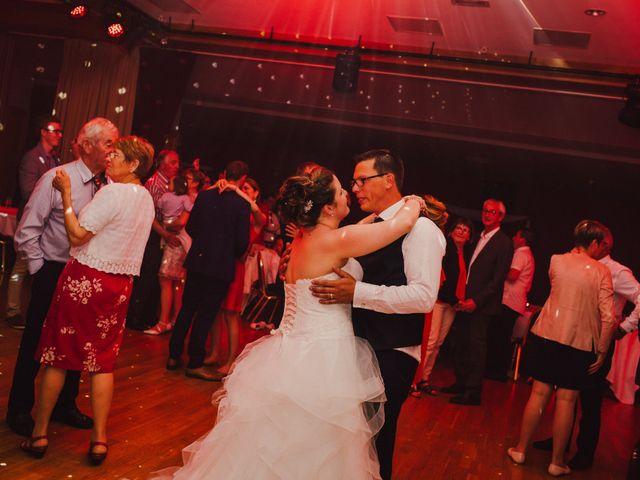 Le mariage de Cyril et Laura à La Guerche-de-Bretagne, Ille et Vilaine 90