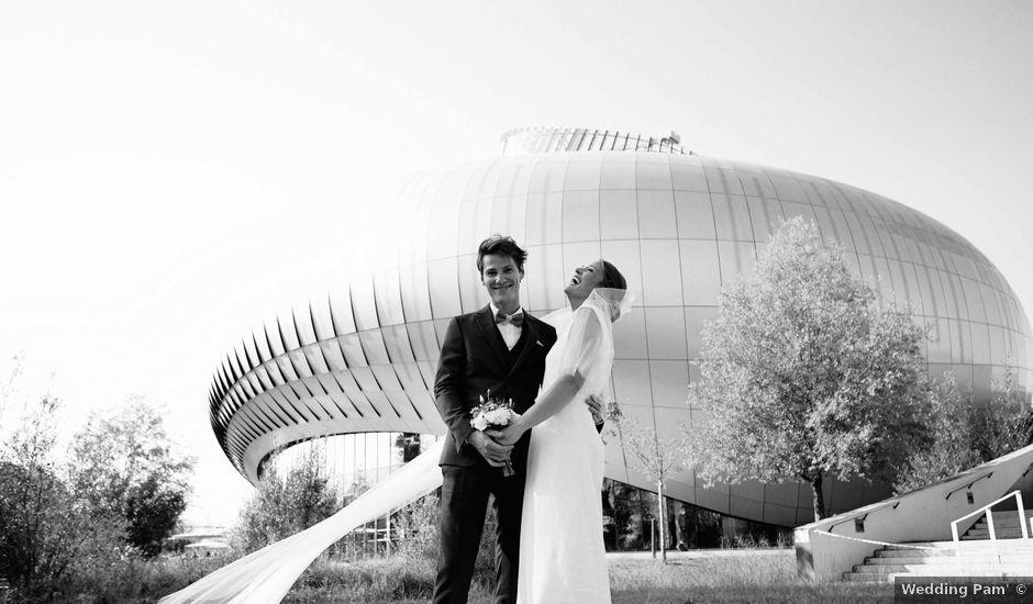 Le mariage de Pierre et Caroline à Bordeaux, Gironde