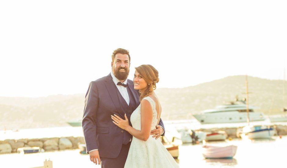 Le mariage de Greg et Géraldine à Mougins, Alpes-Maritimes