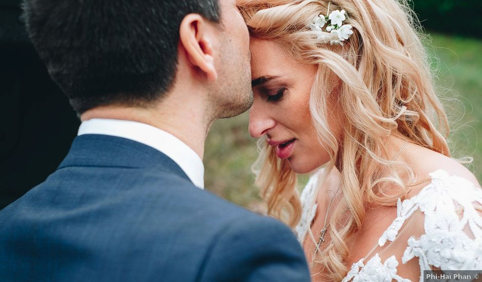 Le mariage de Julien et Vasilina à Albi, Tarn