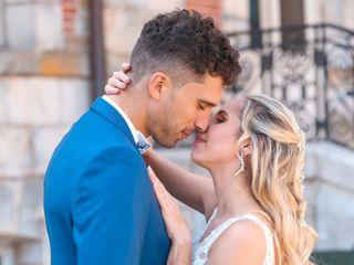 Le mariage de Delphine et Youness 1