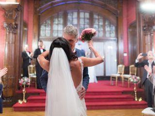 Le mariage de Clifany et Paul