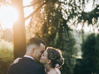 Le mariage de Pauline  et Samuel  1