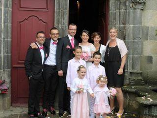 Le mariage de Christophe et Gaelle