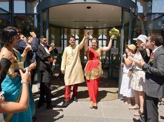 Le mariage de Amandine et Ralph 1
