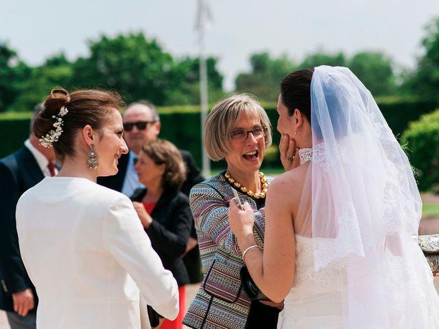 Le mariage de François et Claire à Caen, Calvados 23