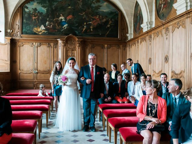 Le mariage de François et Claire à Caen, Calvados 25