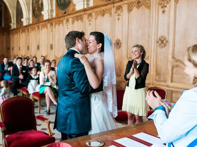 Le mariage de François et Claire à Caen, Calvados 27