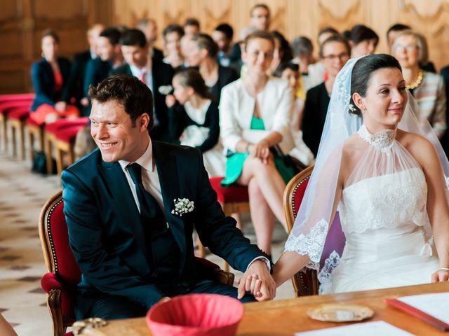 Le mariage de François et Claire à Caen, Calvados 29