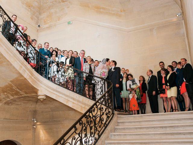 Le mariage de François et Claire à Caen, Calvados 31