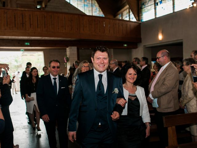 Le mariage de François et Claire à Caen, Calvados 34