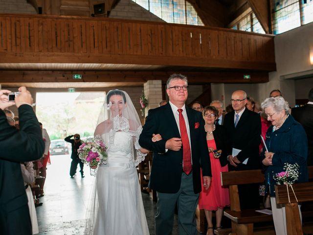 Le mariage de François et Claire à Caen, Calvados 35