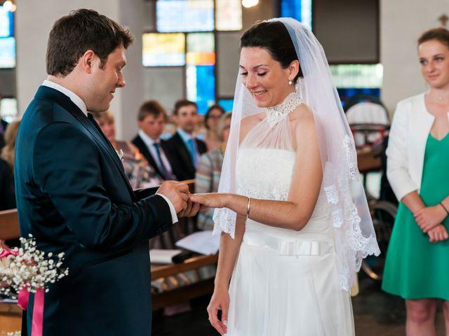 Le mariage de François et Claire à Caen, Calvados 39