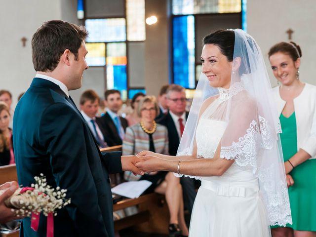 Le mariage de François et Claire à Caen, Calvados 40