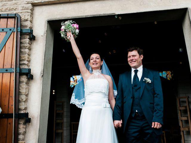 Le mariage de François et Claire à Caen, Calvados 42