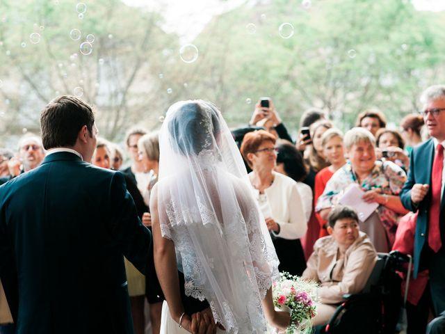 Le mariage de François et Claire à Caen, Calvados 43