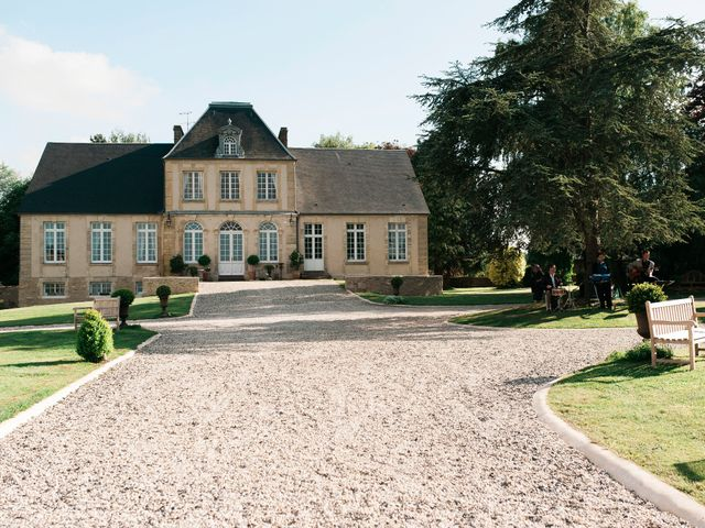 Le mariage de François et Claire à Caen, Calvados 45