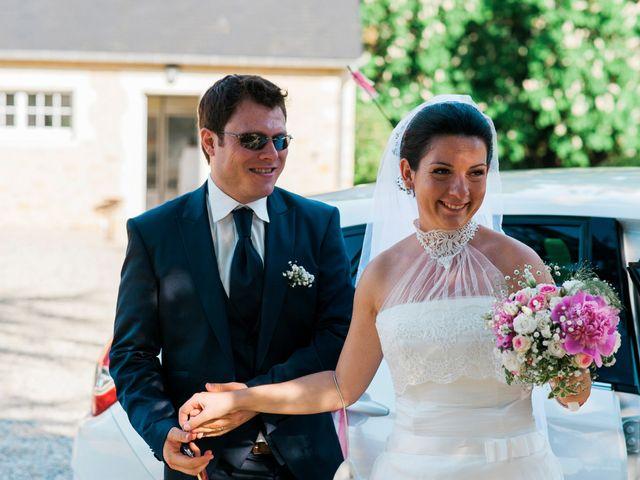 Le mariage de François et Claire à Caen, Calvados 47