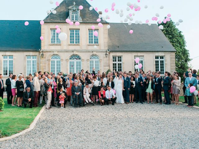 Le mariage de François et Claire à Caen, Calvados 61
